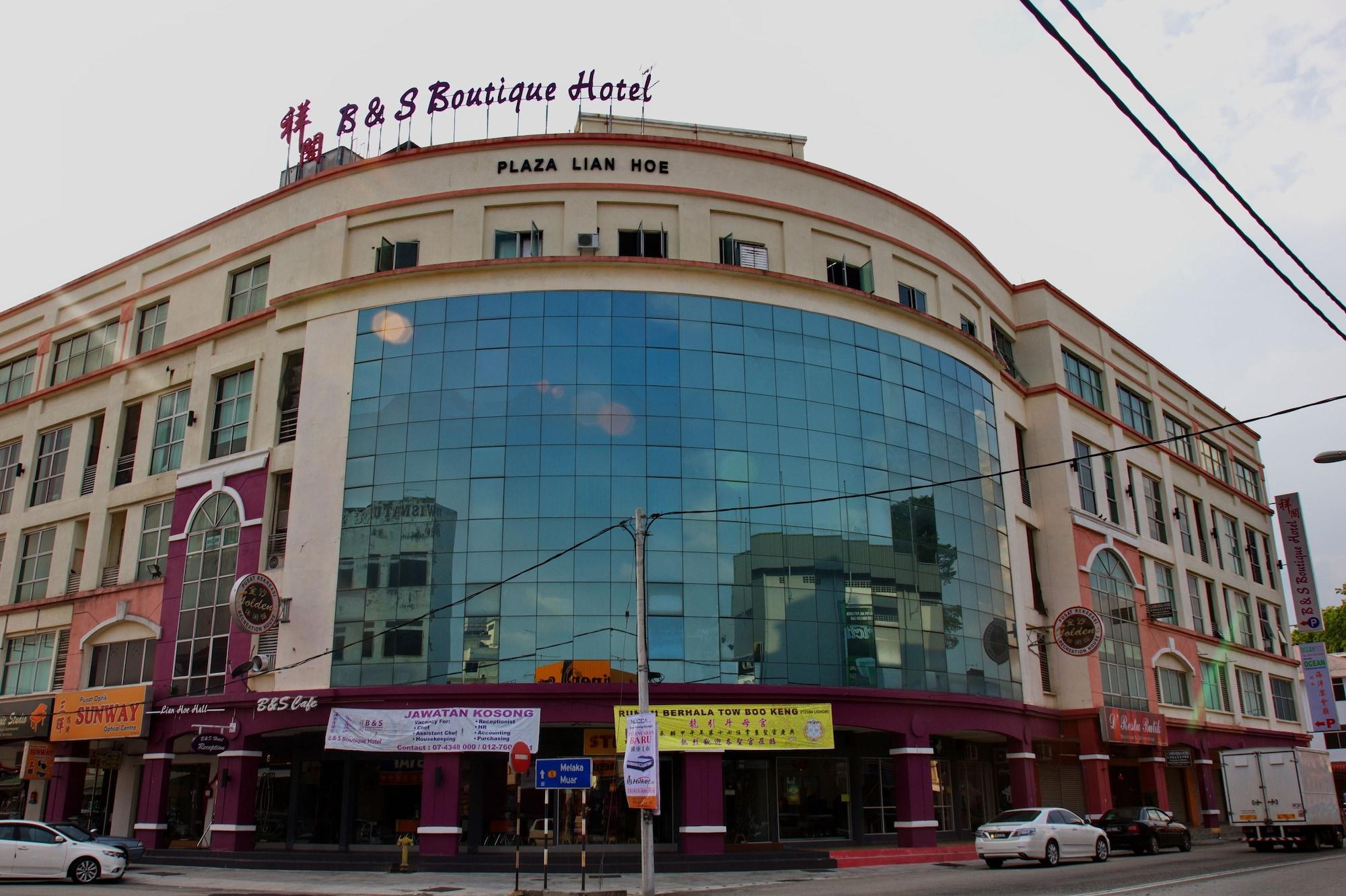 B&S Boutique Hotel, Batu Pahat