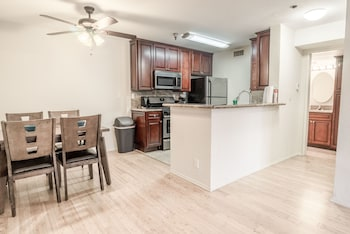 Deluxe Apartment, 1 Bedroom, Kitchen