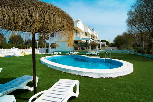 . Roquetas Beach & Playa Serena Golf