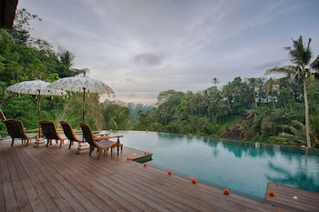 Natya Resort Ubud - Natural Pool