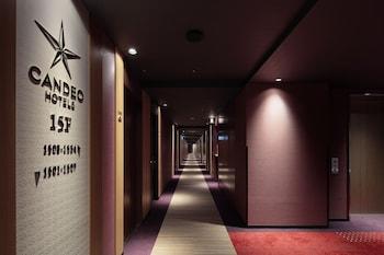 CANDEO HOTELS OSAKA NAMBA Hallway