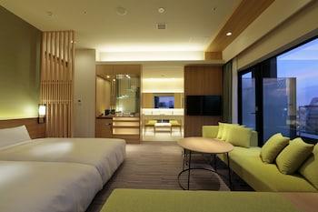 CANDEO HOTELS OSAKA NAMBA Room