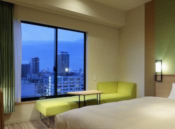 CANDEO HOTELS OSAKA NAMBA View from Room