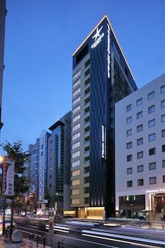 CANDEO HOTELS OSAKA NAMBA Front of Property - Evening/Night