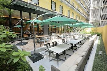 CANDEO HOTELS OSAKA NAMBA Terrace/Patio