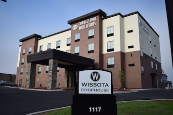 Cobblestone Hotel & Suites – Stevens Point