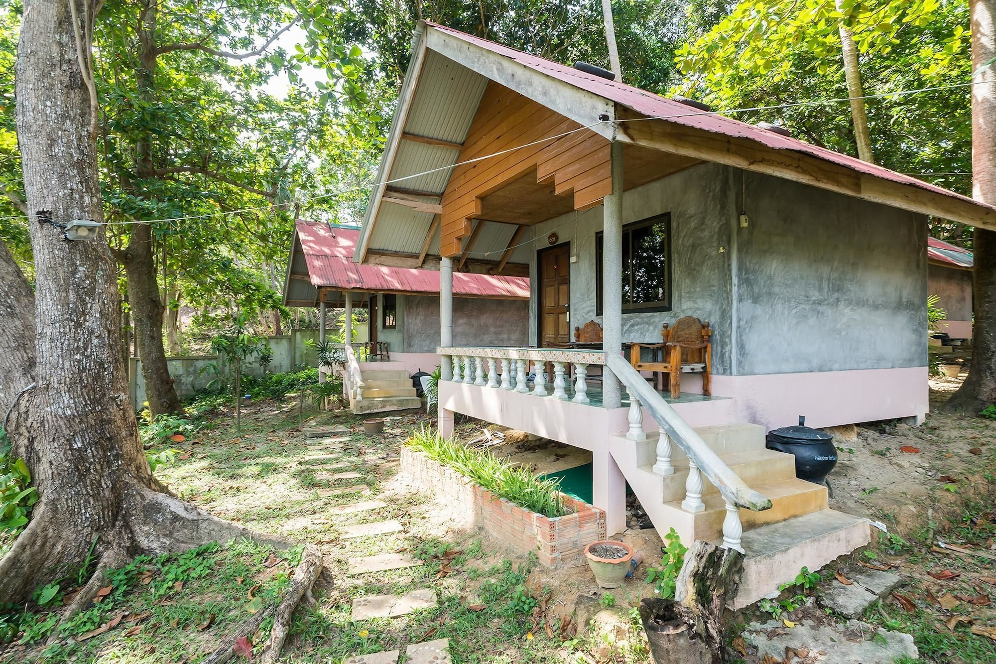 Budget KK Hill Resort, Ko Lanta