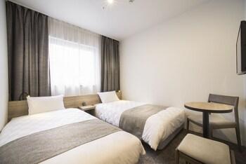 スタンダード ツインルーム 16㎡ 長野 東急REIホテル