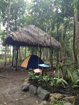TENT AND BREAKFAST AT IRAWAN PARK Room