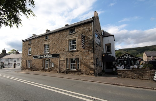 The Old Hall Hotel, Derbyshire