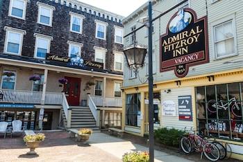 Hotel - Admiral Fitzroy Inn