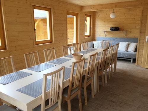 Chaty pod Sokolím Hrbetem, Jeseník