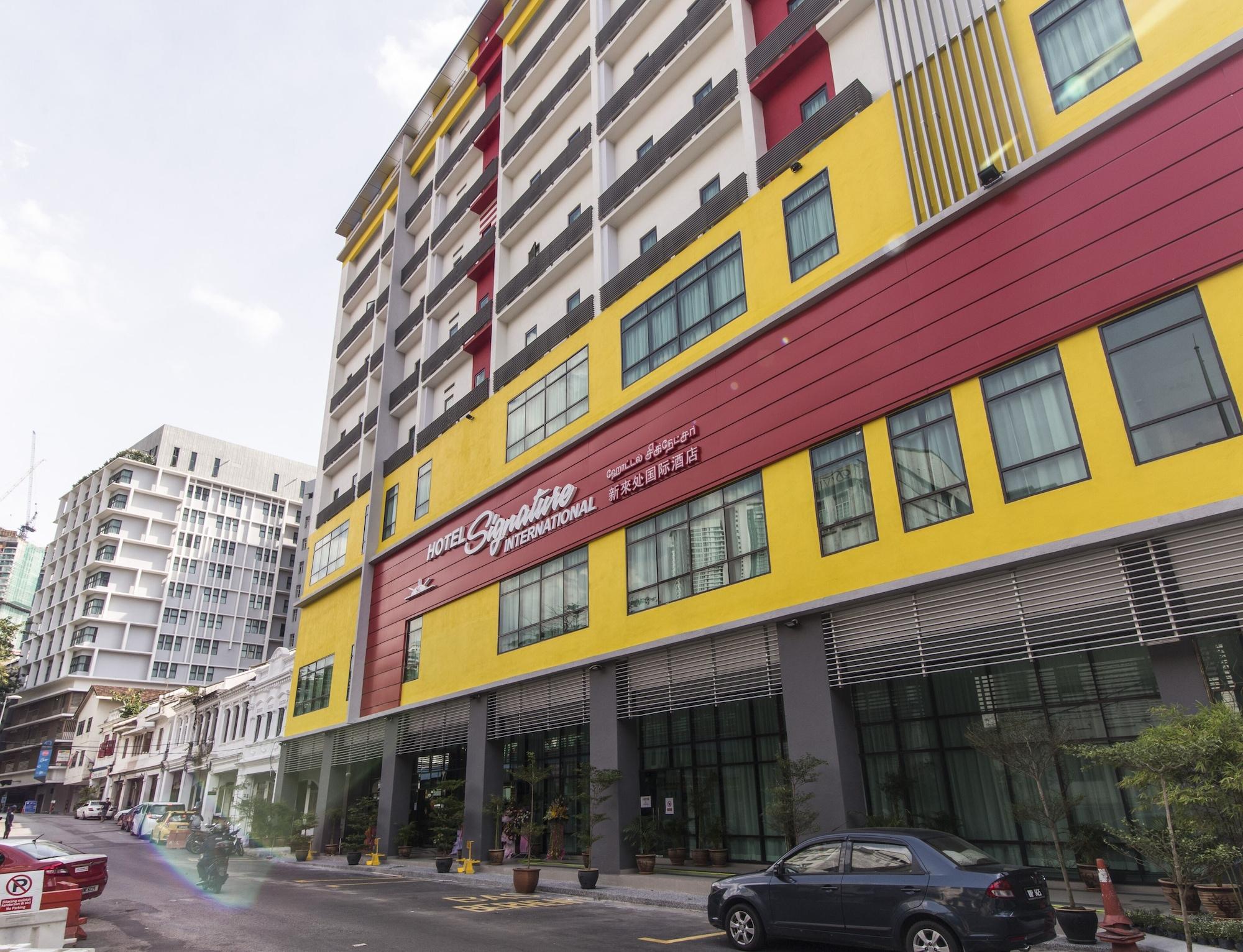 Hotel Signature International at Pudu, Kuala Lumpur