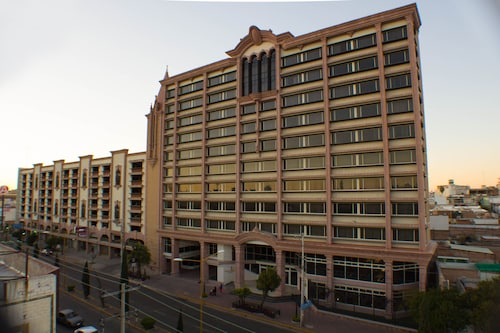 . Hotel Real Plaza Aguascalientes