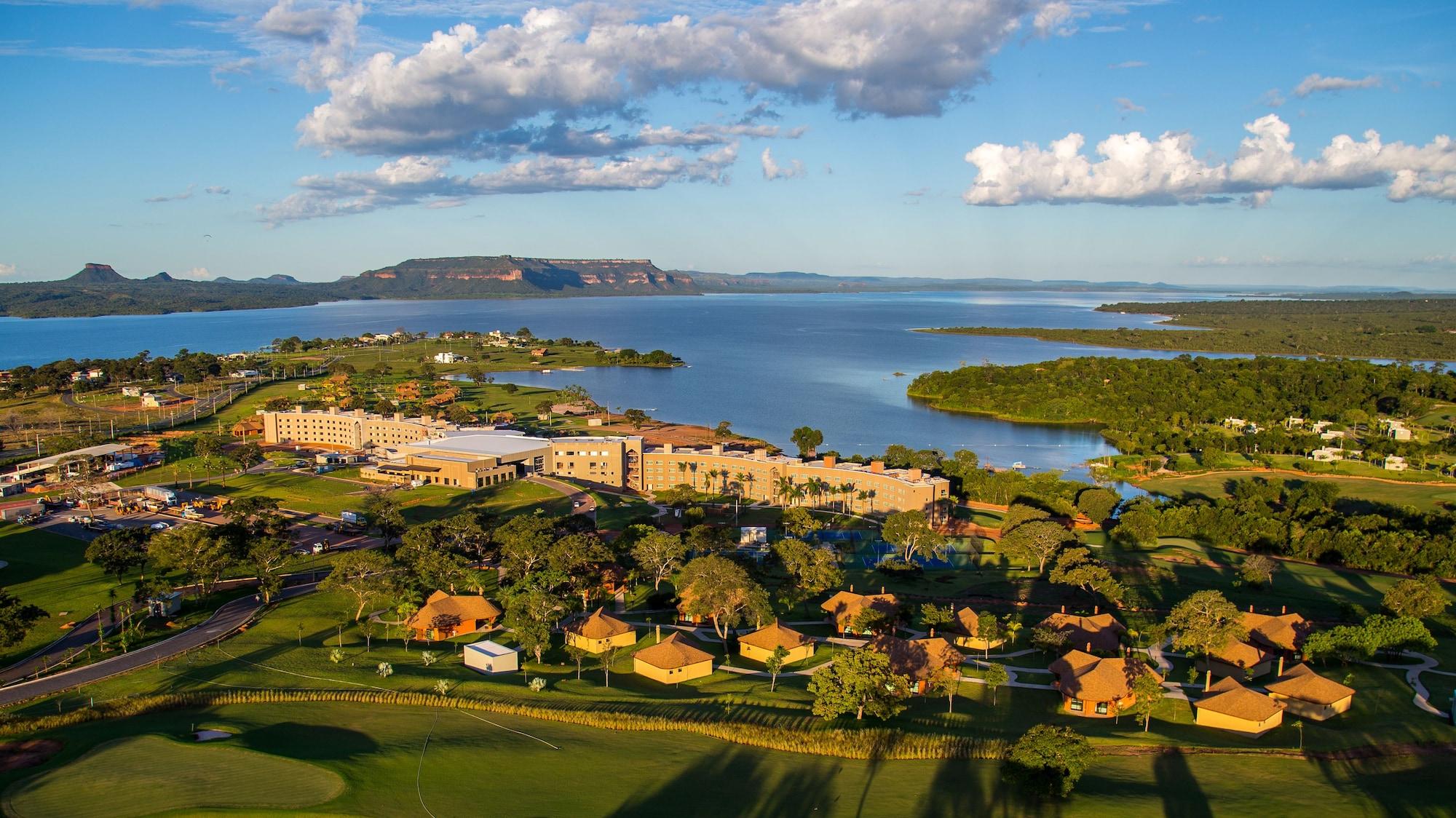 Malai Manso Resort Iate Convention & Spa, Chapada dos Guimarães