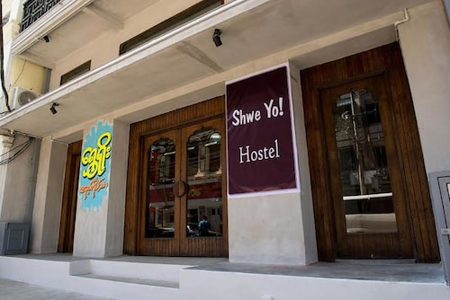 Shwe Yo Vintage Hostel, Yangon-W