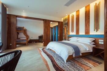 Family Oda, 1 Yatak Odası, Sigara İçilmez, Dağ Manzaralı