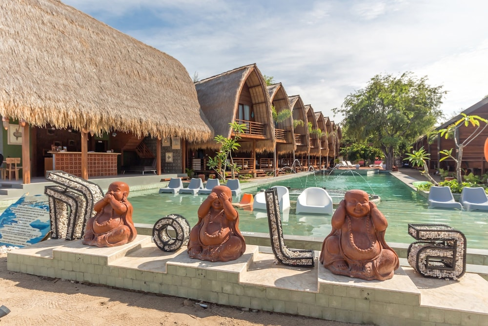 Mola Mola Resort Gili Air Lombok