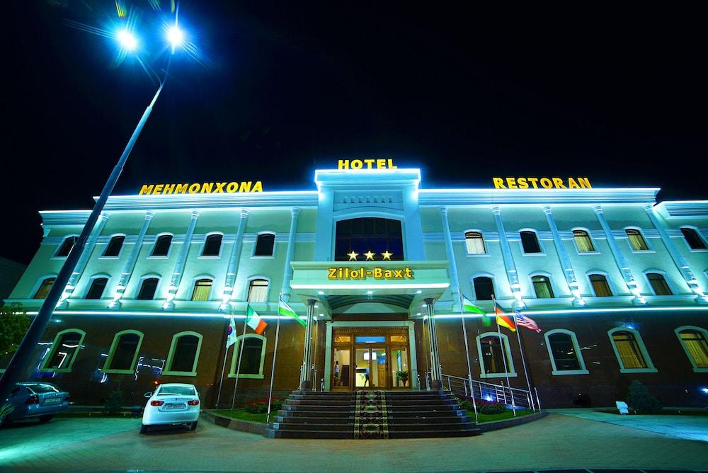 호텔 질올 백스트