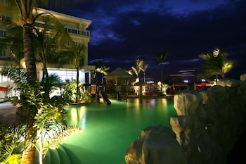 TANZA OASIS HOTEL AND RESORT Outdoor Pool