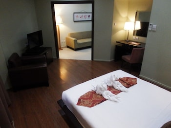 TANZA OASIS HOTEL AND RESORT Guestroom