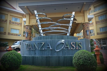 TANZA OASIS HOTEL AND RESORT Hotel Front