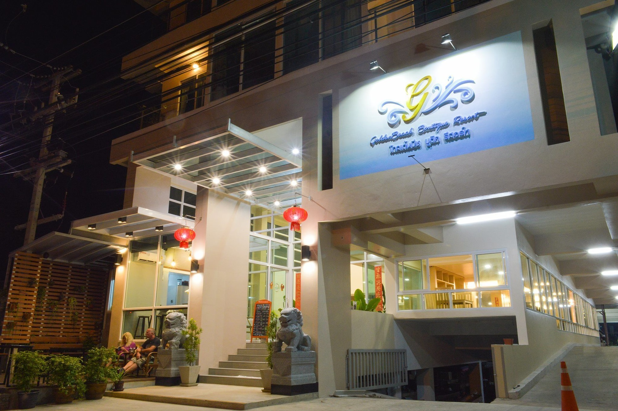 GoldenBeach Boutique Resort, Muang Prachuap Khiri Khan