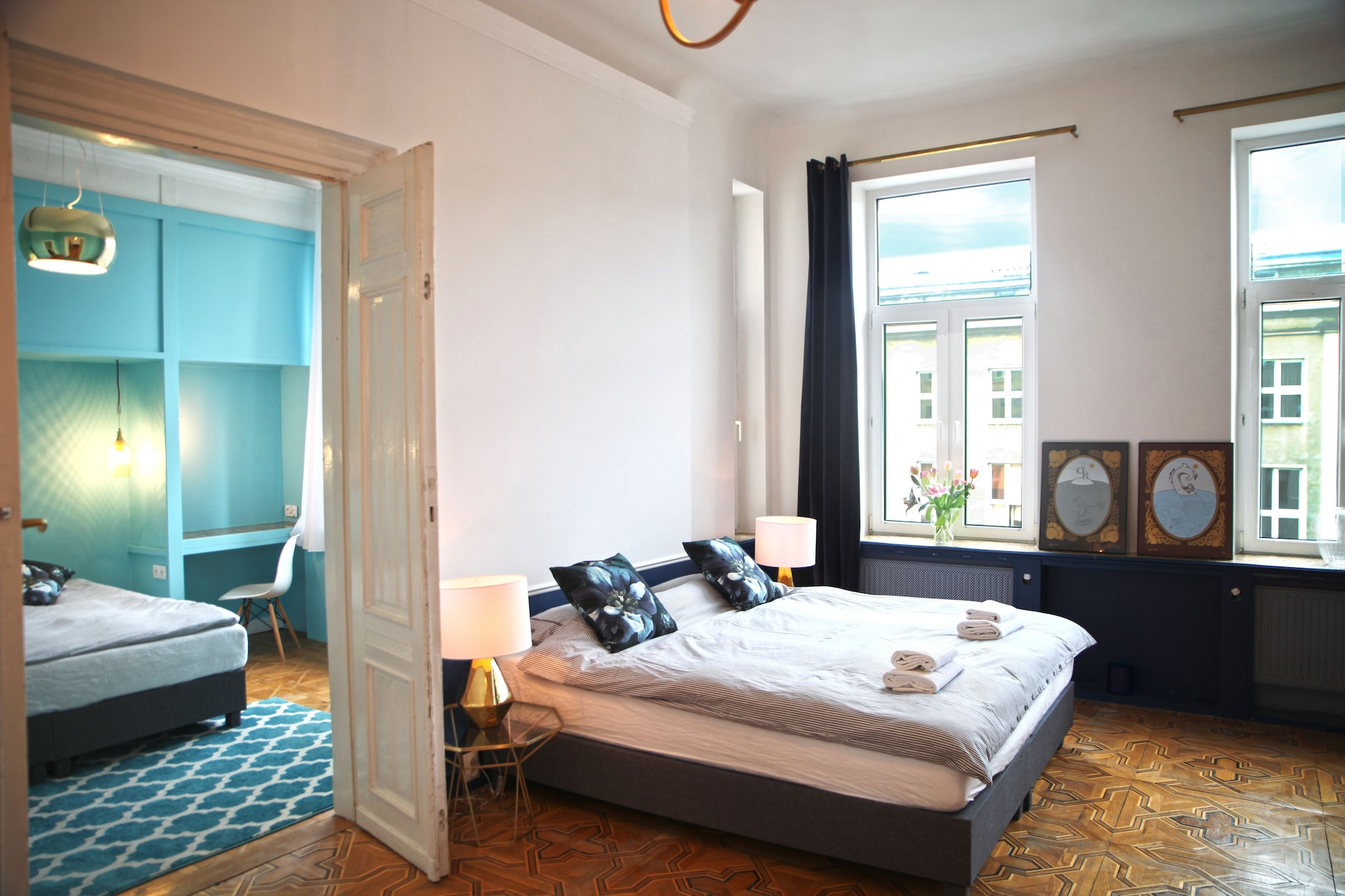 4th Floor Bed and Breakfast, Warsaw