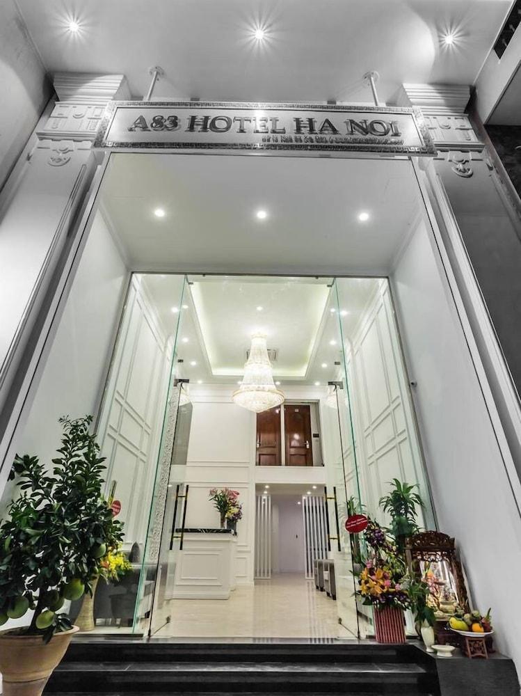 ハノイ A83 ホテル