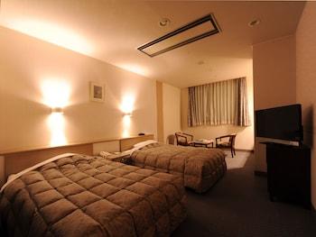 高千穂館 ツインルーム 禁煙|29㎡|霧島ホテル