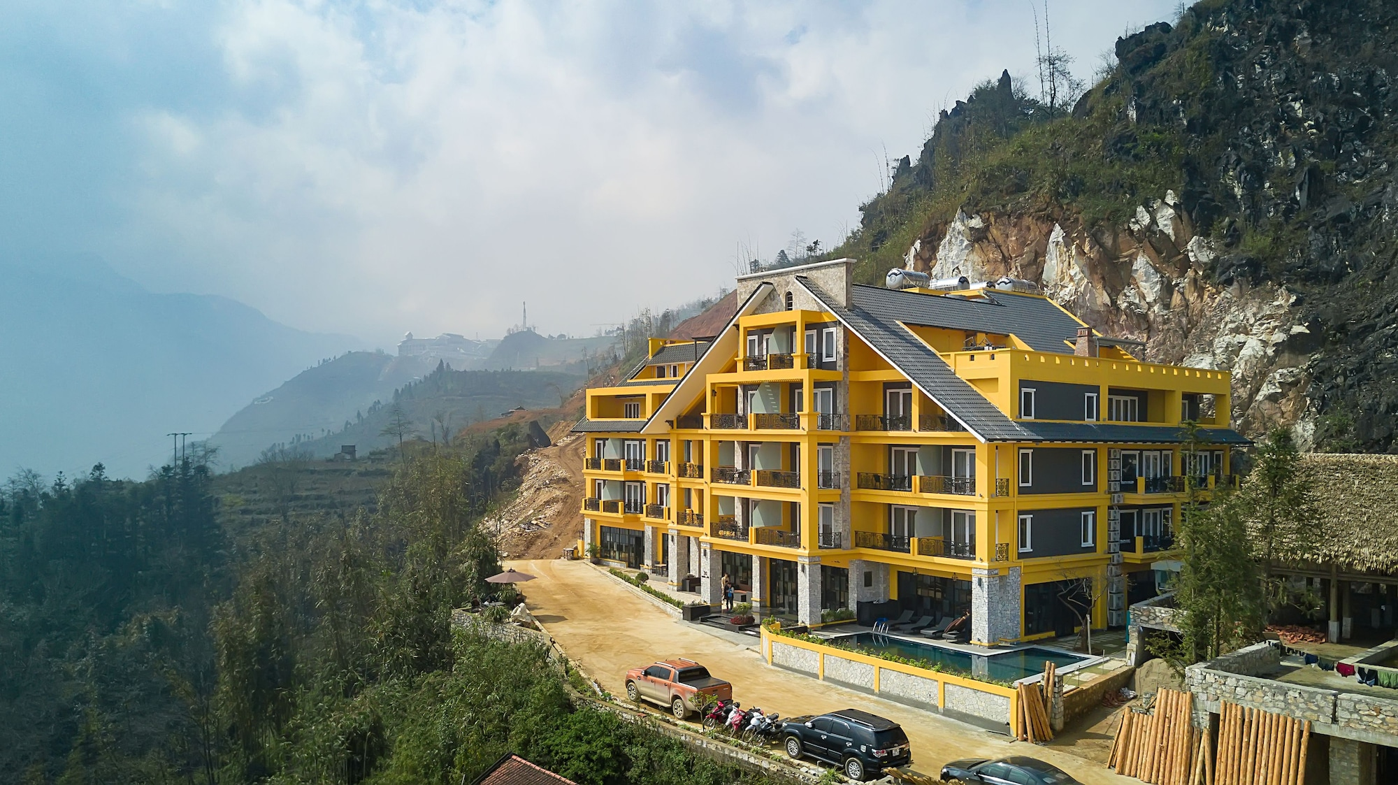 Aira Boutique Sapa Hotel & Spa, Sa Pa