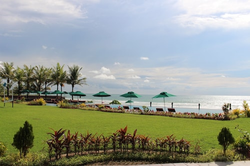 Ocean Front Campgrounds, Bassein
