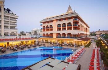 Hotel - Side Orange Palace