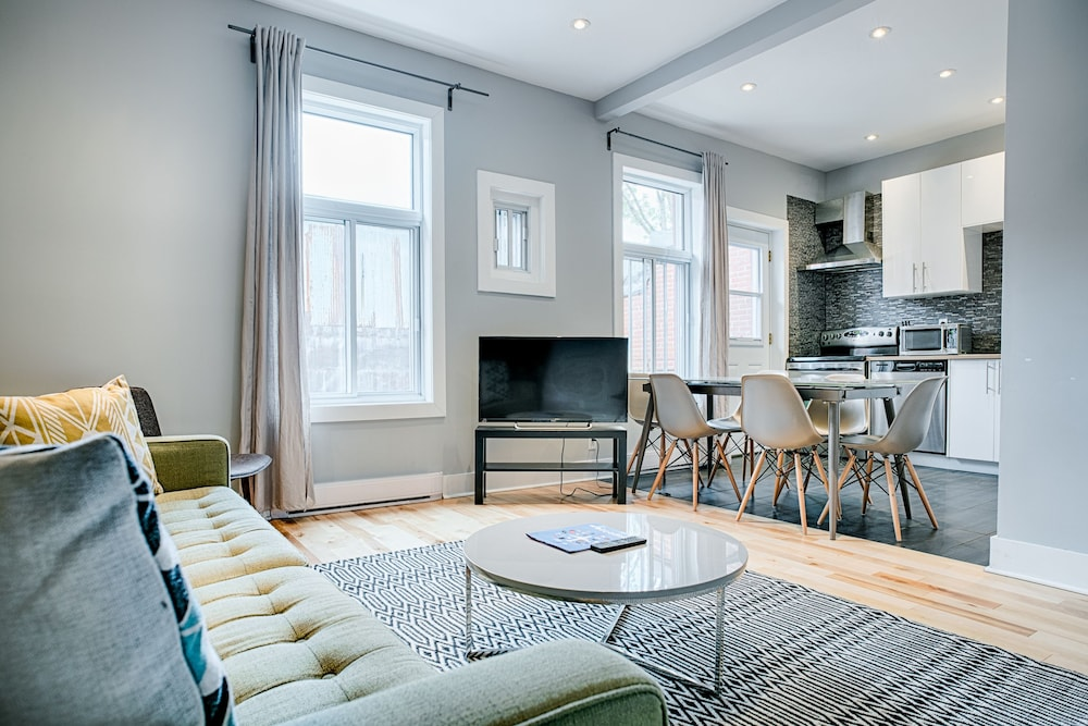 Chic 6BR in Plateau by Sonder
