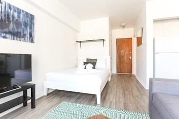 松德爾現代蒙特婁市中心開放式公寓飯店