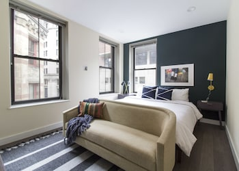 Delightful Studio in Downtown Crossing by Sonder photo