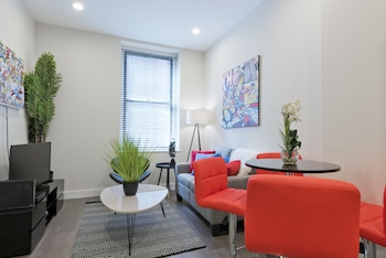Bold 1BR in Downtown Crossing by Sonder photo