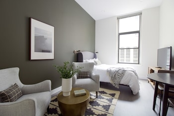 Pleasant Studio in Downtown Crossing by Sonder photo