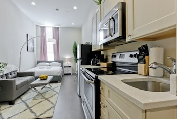 Central Studio in Downtown Crossing by Sonder photo