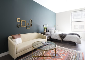 Bright Studio in Downtown Crossing by Sonder photo