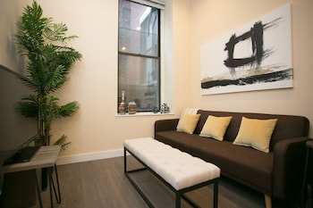 Modern 1BR in Downtown Crossing by Sonder photo