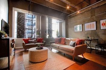 Loft Style 1BR in DTLA by Sonder photo