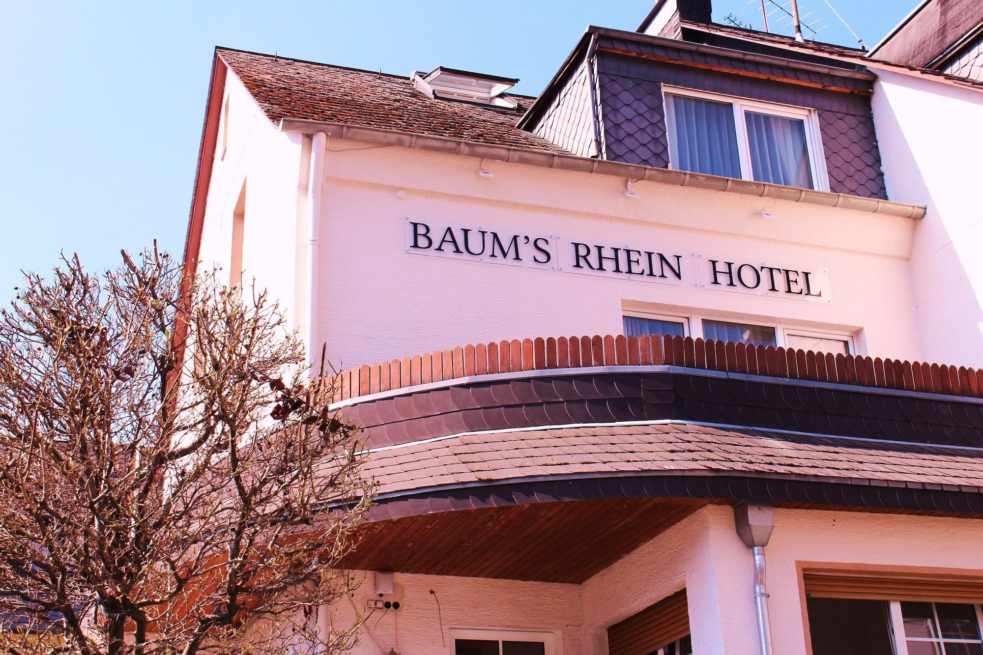 Baums Rheinhotel, Rhein-Hunsrück-Kreis