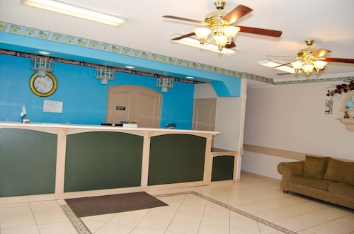 Texas Inn and Suites City Center at University Dr., Hidalgo