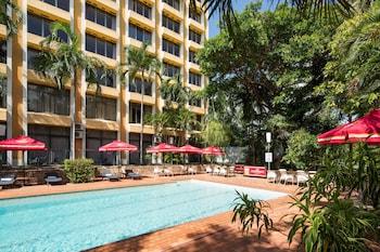 達爾文邊疆飯店 Frontier Darwin Hotel