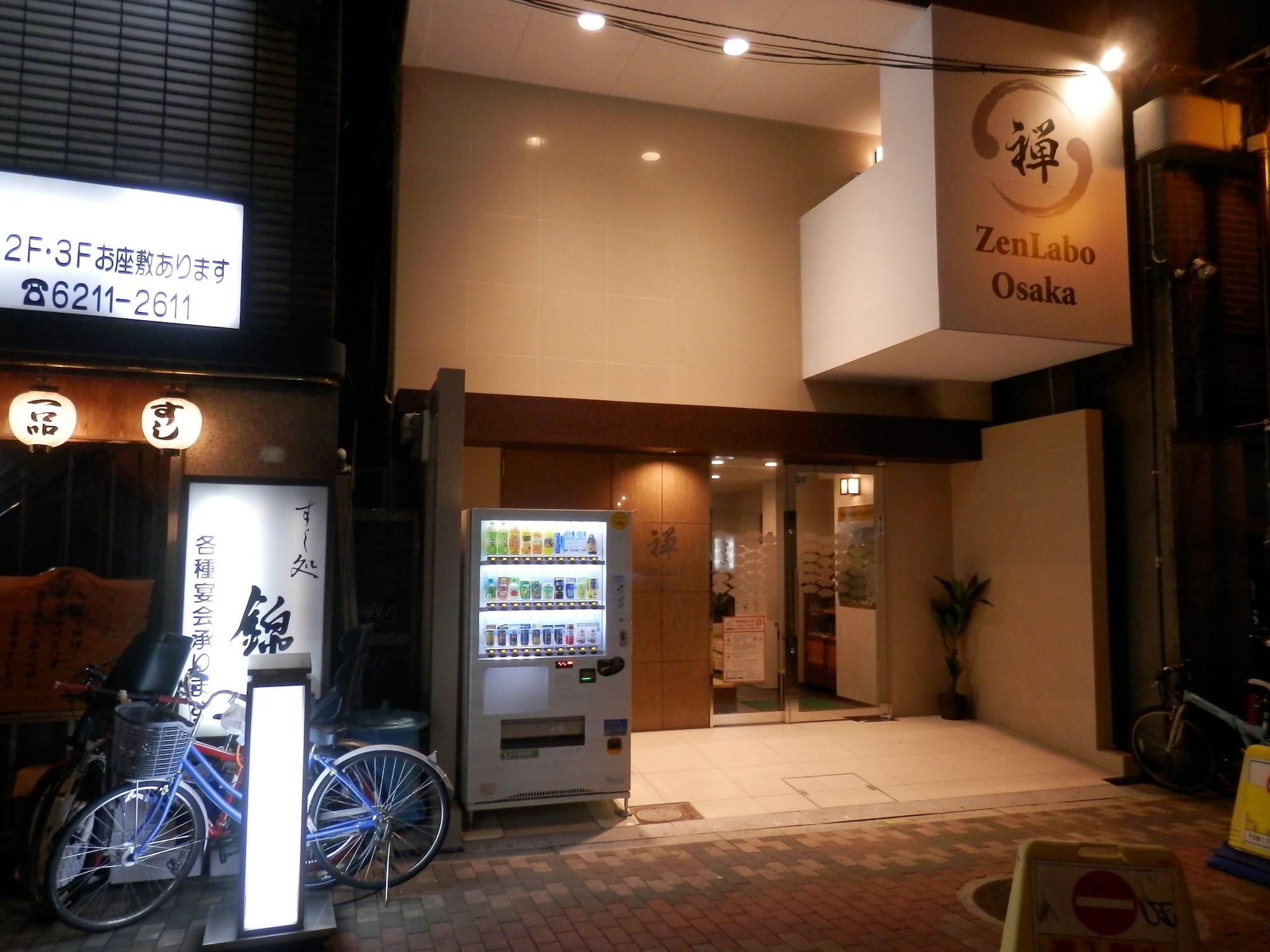 ZenLabo Osaka - Hostel, Osaka