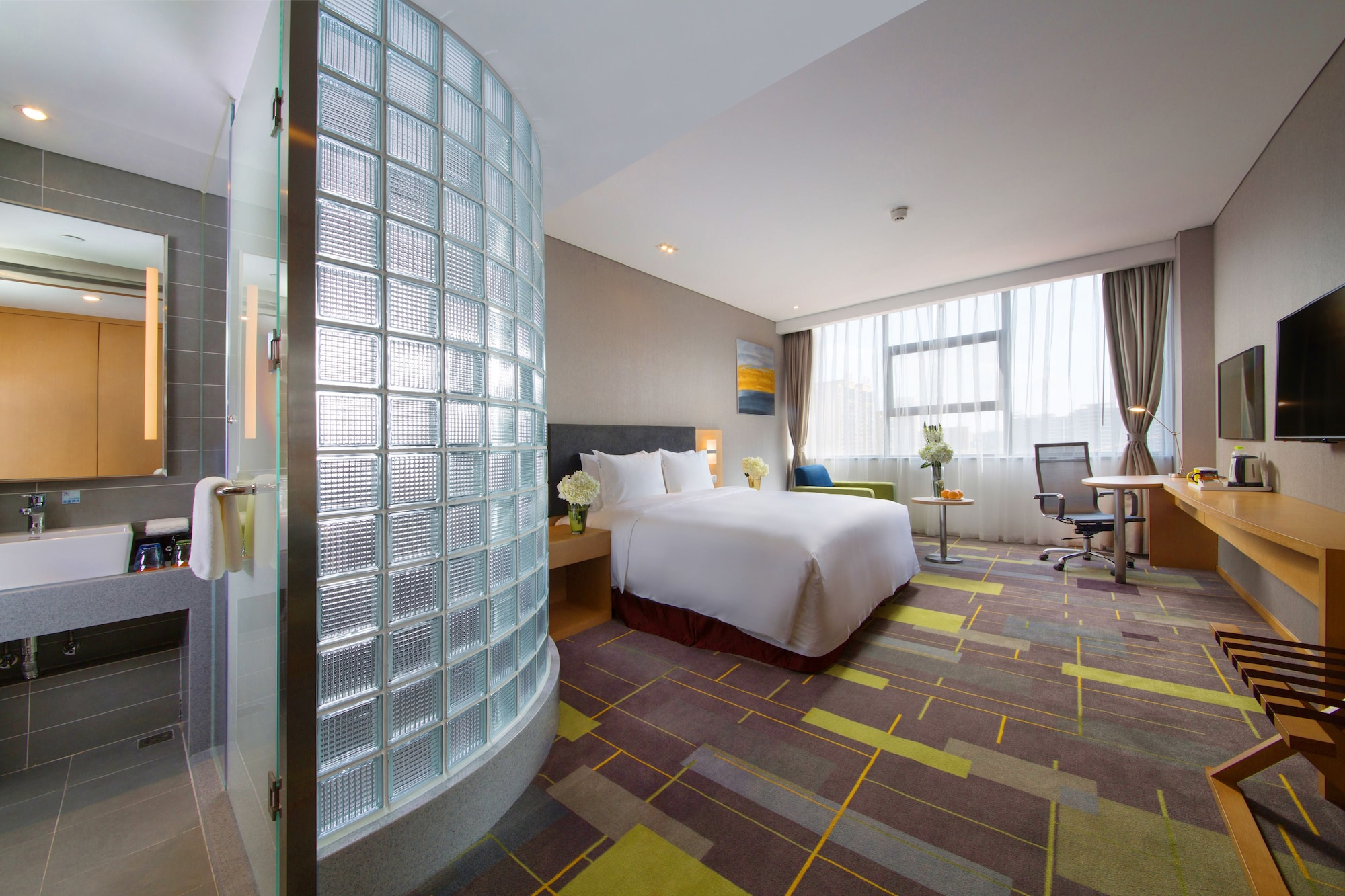 Holiday Inn Express Chengdu Dafeng, Chengdu