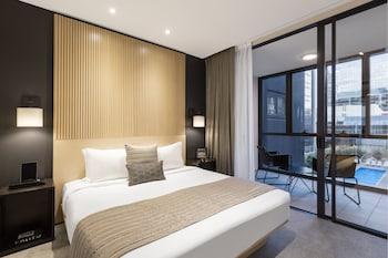 帕拉瑪塔天空套房飯店 SKYE Hotel Suites Parramatta