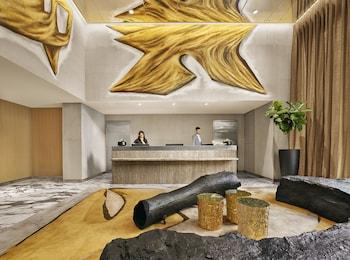 Lobby at Mondrian Park Avenue in New York