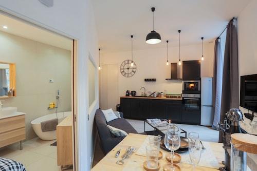 . Suite Garibaldi Cosy Design Lyon Centre